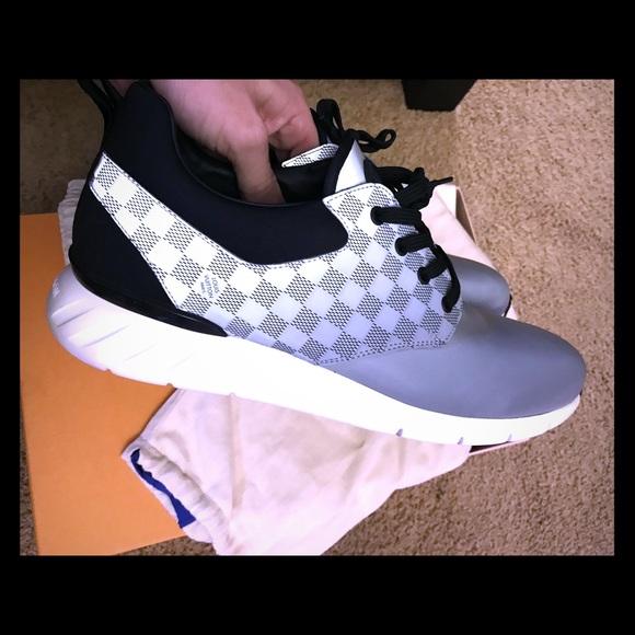 louis vuitton fastlane sneaker